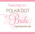 Badge_Polka Dot Bride