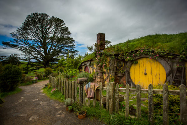 A  trip  to  Middle  Earth  with  our  Danish  friends  in  tow