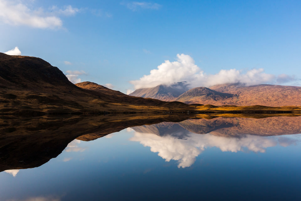 The-official-photographers-Scotland-highlands-lake-reflection
