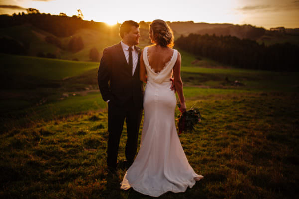 Jo + Mike // Hunua Falls Camp // Auckland Weddings